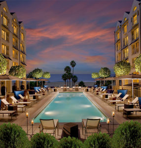 Unwind at These Hotel Pools